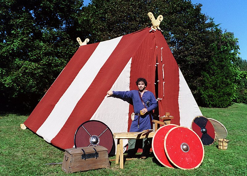 Viking A-frame & General Tent Designs