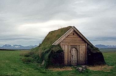Hurstwic Turf Houses In The Viking Age
