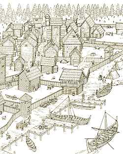 Viking Age Trading Cities | RM.