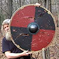 Hurstwic Viking Shields