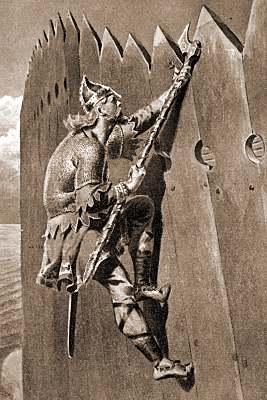 Hurstwic Viking Axe