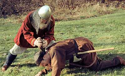 viking weapons and combat techniques pdf