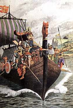 Hurstwic: Overview of Weapons in Viking Age Society