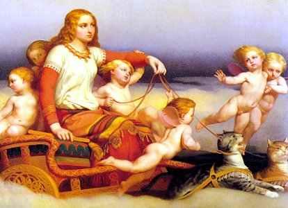 Hurstwic Norse Mythology Freyja