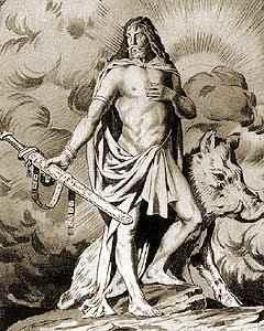Hurstwic Norse Mythology: Freyr
