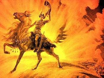 Hurstwic Norse Mythology: Heimdall