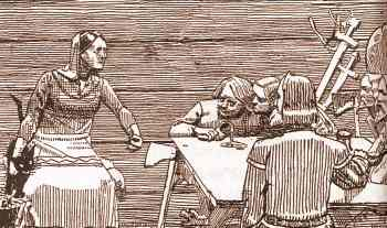 Hurstwic: The Role of Women in Viking Society