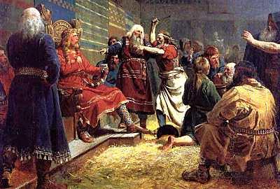 Hurstwic: Social Classes in Viking Society