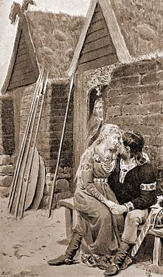 Hurstwic The Role Of Women In Viking Society
